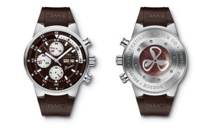 IWC Aquatimer Boesch Limited Edition
