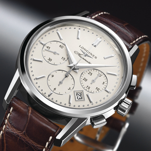 Longines Column-Wheel Chronograph Classic