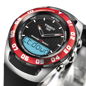 Tissot Sailing Touch