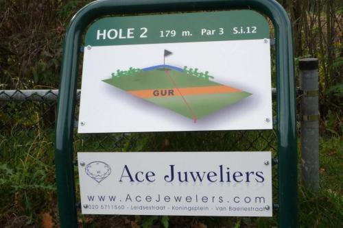 Ace Sponsors AMVJ Golf