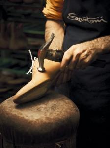 Santoni Shoemaker