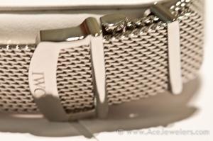 Stainless steel strap IWC Portofino