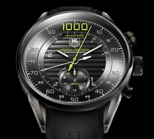TAG Heuer Mikrotimer 1000 Concept Watch