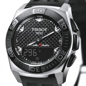 TISSOT - Racing-Touch Men's Watch