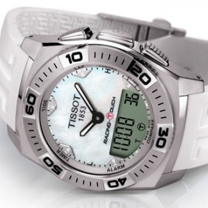 TISSOT - Racing-Touch Ladies Watch