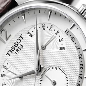 TISSOT - Tradition G15.561
