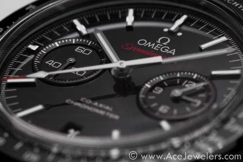 Omega Speedmaster Dark Side of the Moon